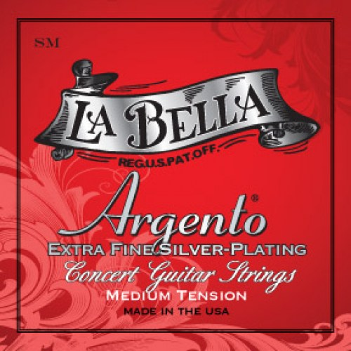 La Bella-Argento-Medium