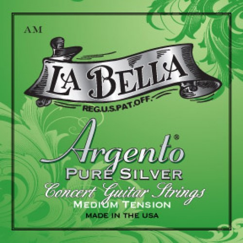 La Bella-Argento-Pure-Silver-Medium
